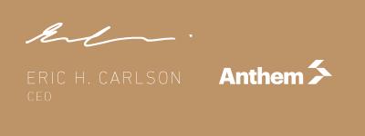 ERIC H. CARLSON |CEO
